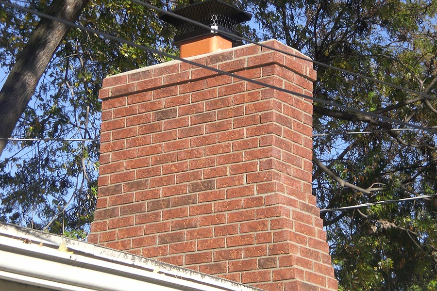 Chimney Repair Services In Macomb Mi By Brick Stone