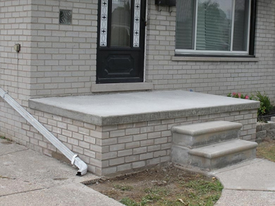 Services offered by Brick Stone Masonry Services of Macomb MI - port2